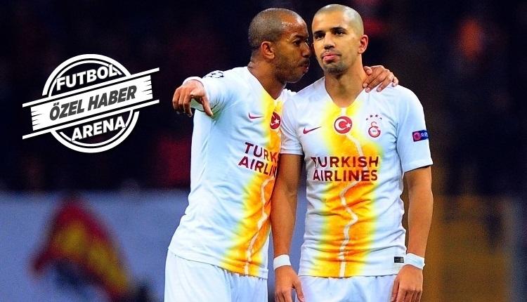 Galatasaray, Sofiane Feghouli'yi satmaktan vazgeçiyor
