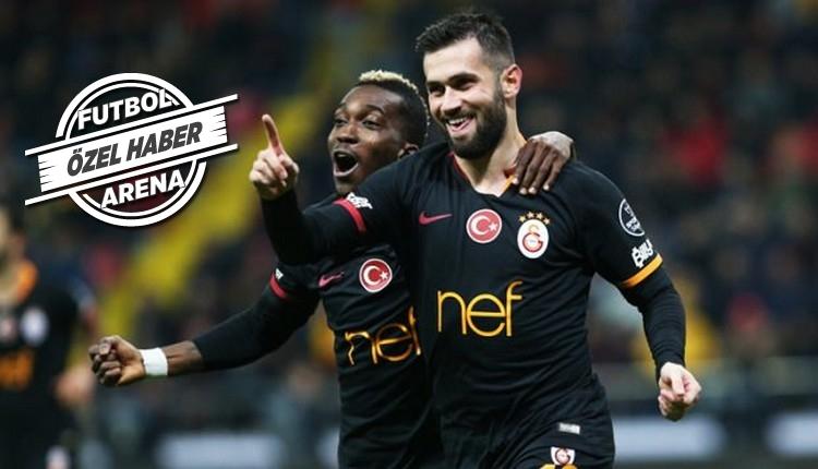 Galatasaray'a Ömer Bayram için teklif yapıldı mı?