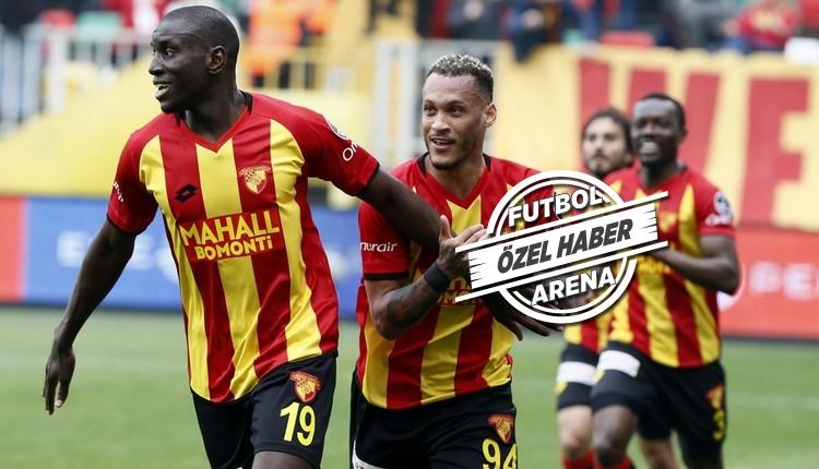 Galatasaray'a transferde Demba Ba teklifi
