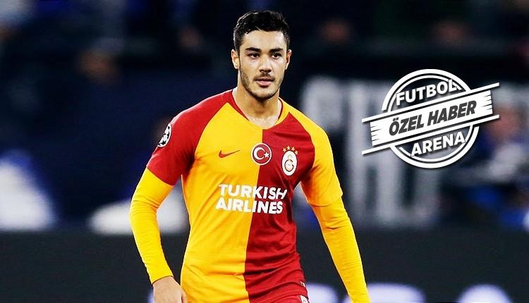 Galatasaray'da Ozan Kabak'ın sözleşmesindeki detay