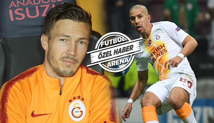 Galatasaray'dan Linnes ve Feghouli menajerlerine ödeme