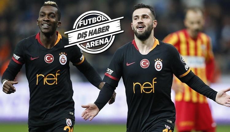 Galatasaray'dan Ömer Bayram'ı istiyorlar: 'Bize verin!'