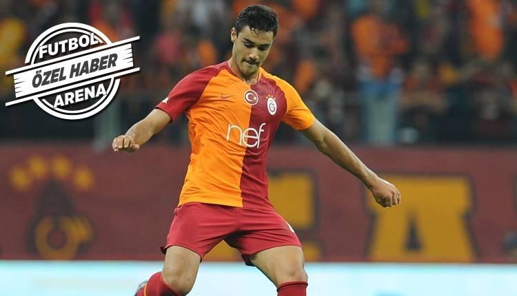 Galatasaray'dan Ozan Kabak'a yeni sözleşme