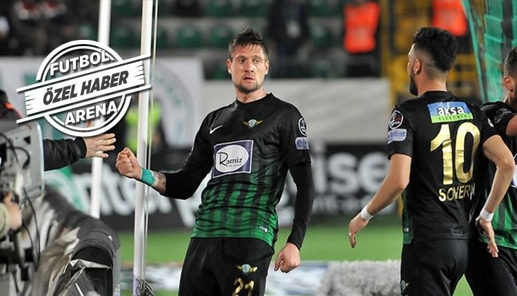 Galatasaray'ı isteyen Seleznyov'a Malaga talip