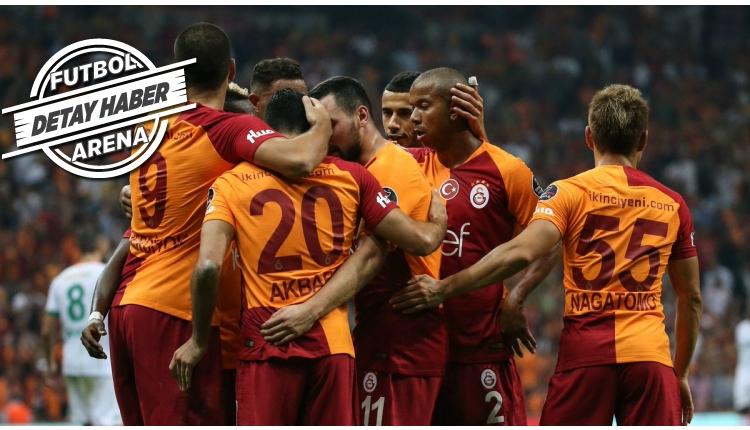 Galatasaray'ın Portekiz ekiplerine karşı aldığı sonuçlar