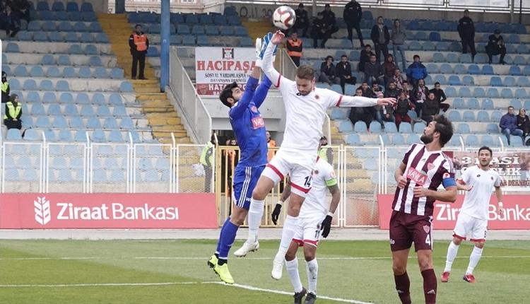 Gençlerbirliği 2-1 Hatayspor maç özeti ve golleri izle (Türkiye Kupası maç sonuçları)