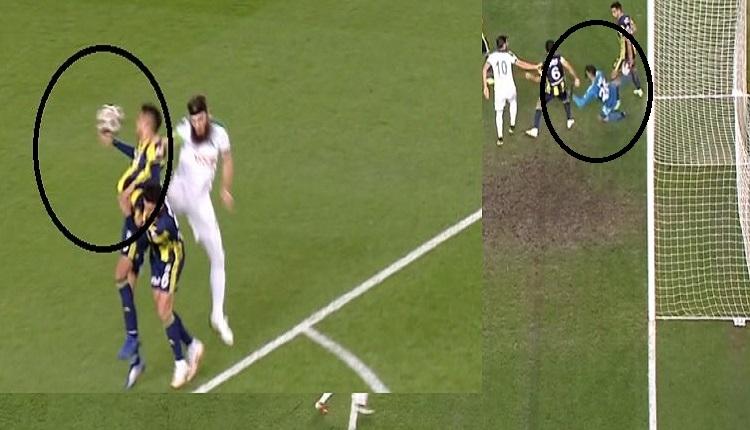 Giresunspor'dan Fenerbahçe maçında 2 penaltı itirazı