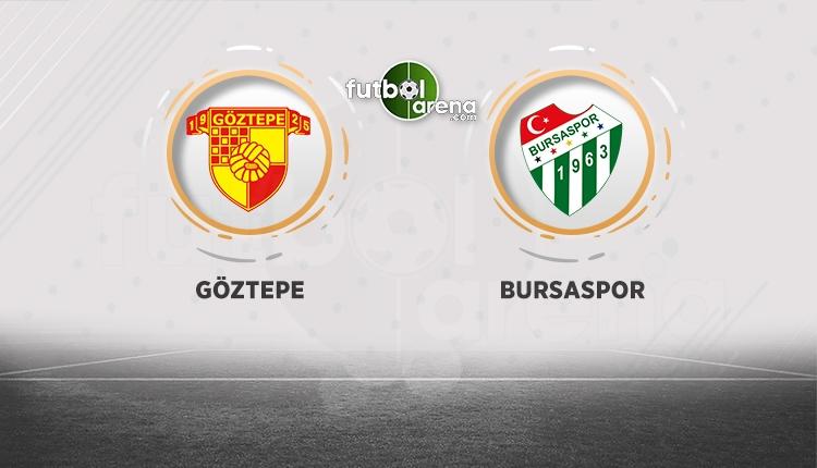 Göztepe Bursaspor beIN Sports canlı şifresiz izle (Göztepe Bursa CANLI)