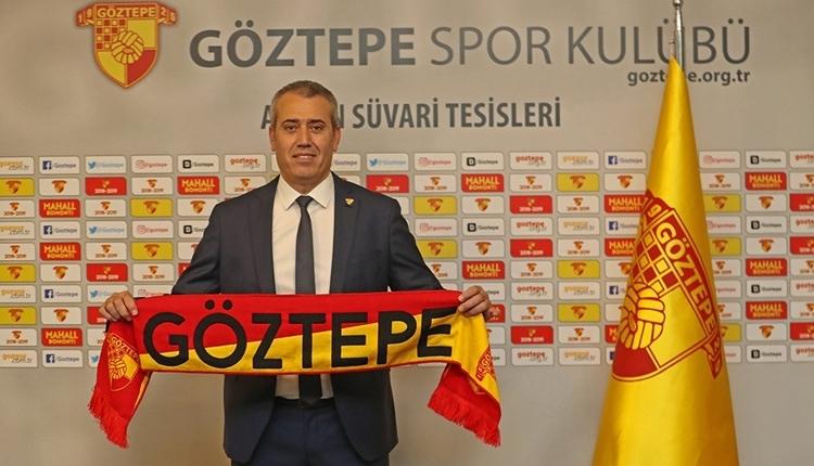Göztepe, Kemal Özdeş ile sözleşme imzaladı