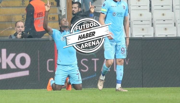 Hugo Rodallega'dan Beşiktaş'a 7 maçta 6 gol