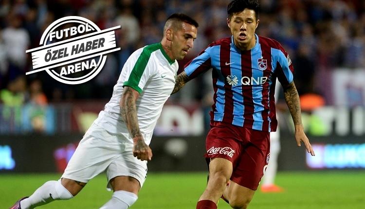 Hyun Jun Suk FIFA aracılığıyla Trabzonspor'dan parasını istedi