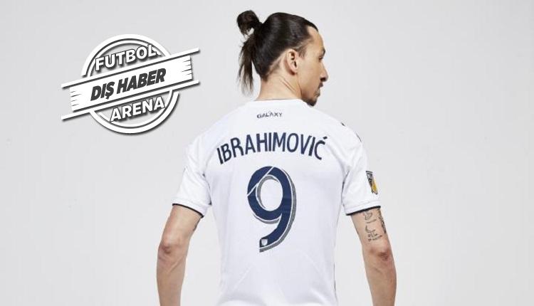 Ibrahimovic Los Angeles Galaxy ile sözleşmesini uzattı