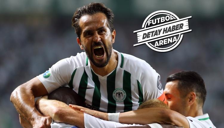 İlk devrede Atiker Konyaspor'da neler yaşandı?