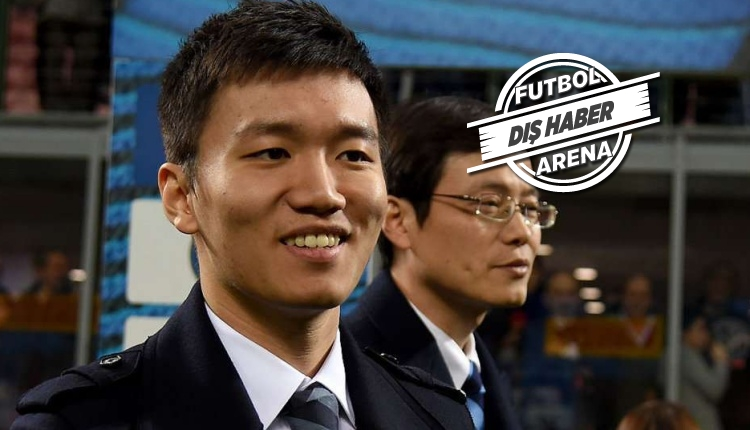 Inter'in Çinli Başkanı Steven Zhang: