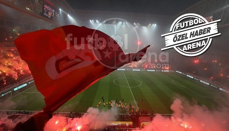 Galatasaray'ın Türk Telekom'daki antrenmandan elde ettiği gelir