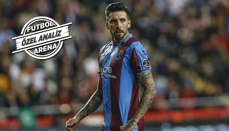 Jose Sosa'dan Süper Lig'e damga! Hem hücum, hem savunma