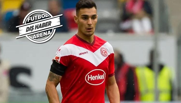 Kaan Ayhan'ın Fortuna Düsseldorf - Freiburg maçındaki golleri