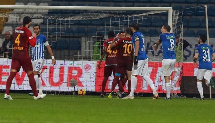 Kasımpaşa 0-3 Kayserispor maç özeti ve golleri izle