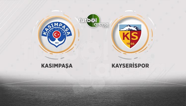 Kasımpaşa Kayserispor beIN Sports canlı şifresiz izle (Kasımpaşa Kayseri CANLI)
