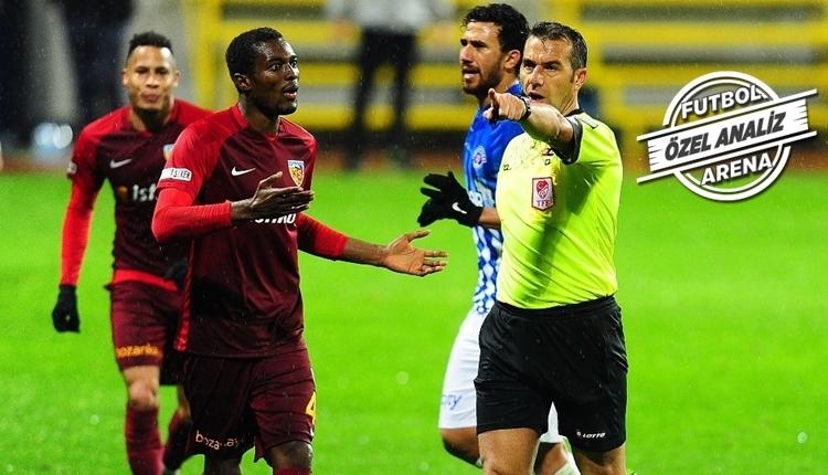 Kasımpaşa - Kayserispor maçı analizi! 'VAR var ama...'