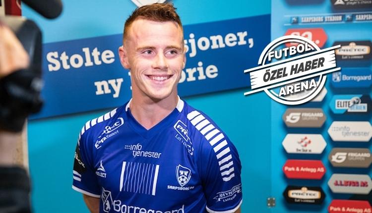 Kasımpaşa'dan Bursaspor'a transfer çalımı Tobias Heintz