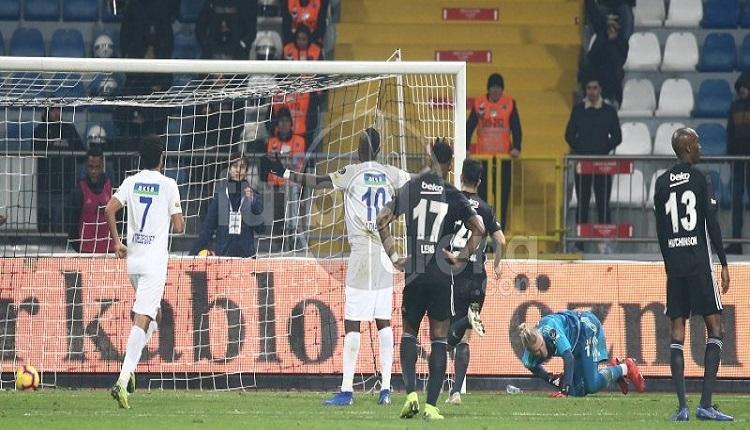 Kasımpaşalı futbolculardan Beşiktaş'a: