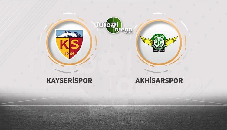 Kayserispor - Akhisarspor beIN Sports canlı şifresiz izle (Kayseri Akhisar CANLI)