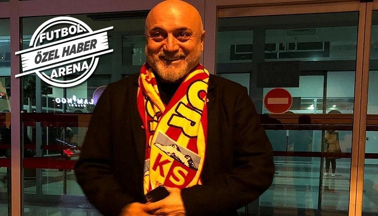 Kayserispor'un yeni teknik direktörü Hikmet Karaman FutbolArena'ya konuştu