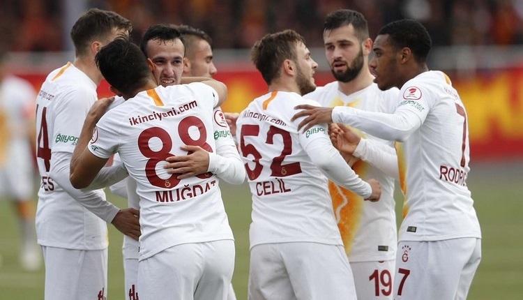 Galatasaray kupada gençleriyle kazandı