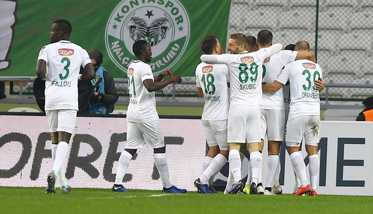 Konyaspor 3-2 Kasımpaşa maç özeti ve golleri izle