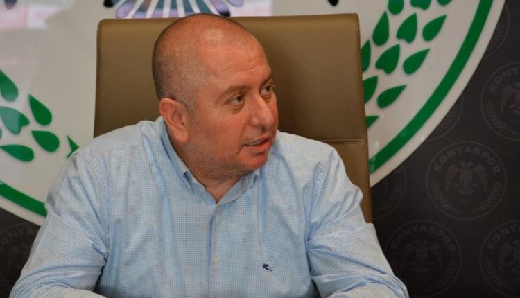 Konyaspor'da Başkan Hilmi Kulluk: ''Sağlam hedefler belirledik''
