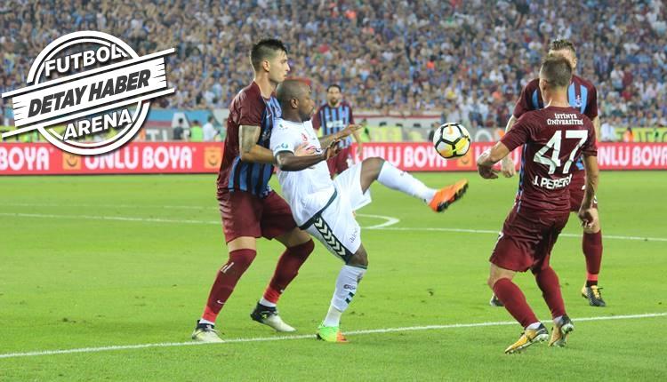 Konyaspor'un Trabzonspor karşısında en büyük kozu Abdou Razack Traore (TS Konya maçı ne zaman?)