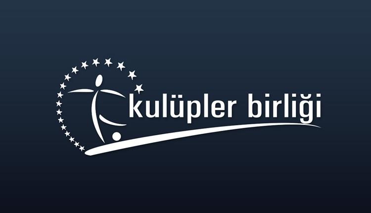 Kulüpler Birliği toplanıyor! Galatasaray katılmayacak