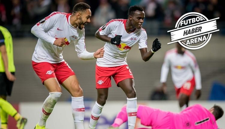 Leipzig - Galatasaray hazırlık maçının nedeni Bruma