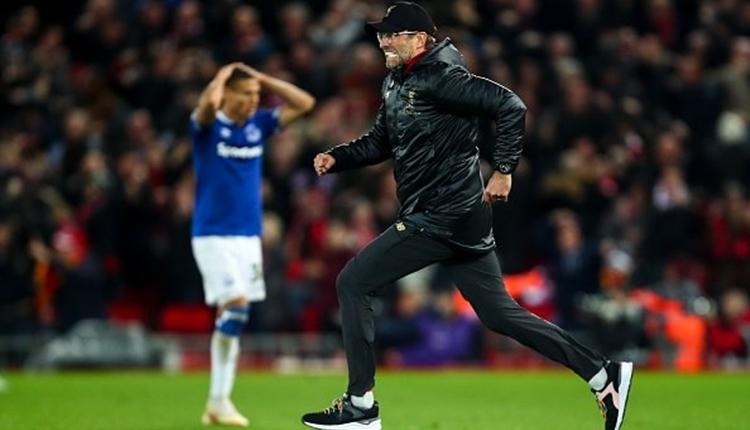 Liverpool 1-0 Everton maç özeti ve golü izle (Klopp son dakika golüyle çıldırdı)