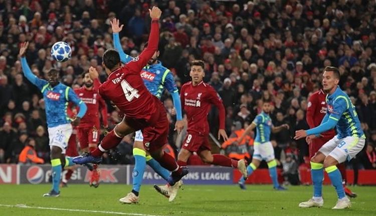 Liverpool 1-0 Napoli maç özeti ve golü izle