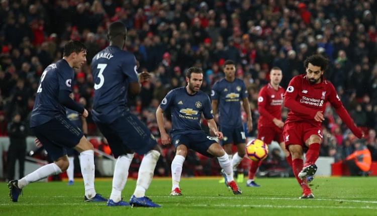 Liverpool 3-1 Manchester United maç özeti ve golleri (İngiltere Premier Lig Özetleri İzle)