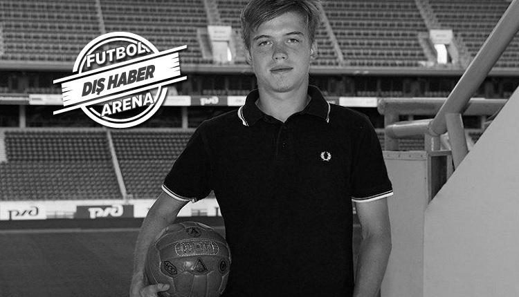 Lokomotiv Moskova futbolcusu Lomakin donarak öldü! Polis raporları açıklandı