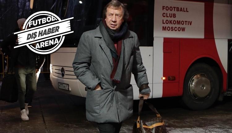 Lokomotiv Moskova'dan Galatasaray'a Avrupa mesajı