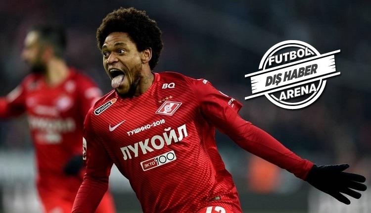 Luiz Adriano'dan Galatasaray iddialarına yanıt