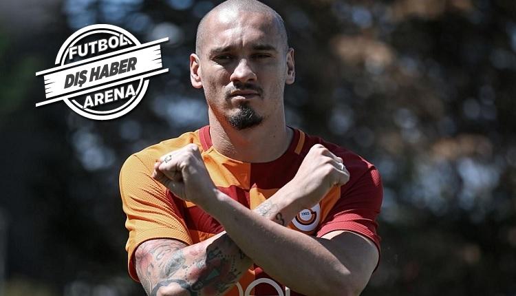 Maicon Galatasaray'daki geleceğini açıkladı