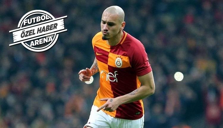 Maicon için 3 teklif! Galatasaray'la yolları ayrılıyor