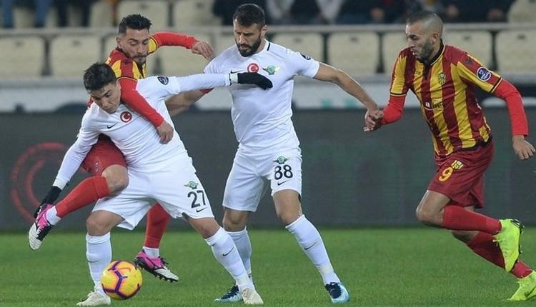 Malatyaspor 1-1 Akhisarspor maç özeti ve golleri İZLE