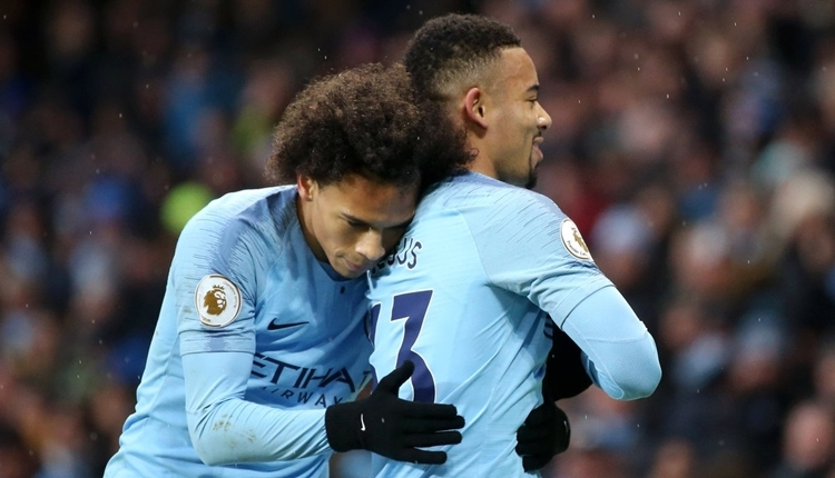 Manchester City 3-1 Everton maç özeti ve golleri izle