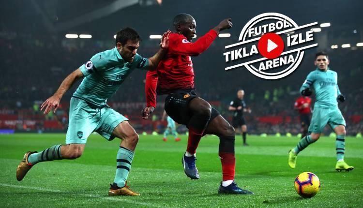 Manchester United 2-2 Arsenal maçı özeti ve golleri (İZLE)