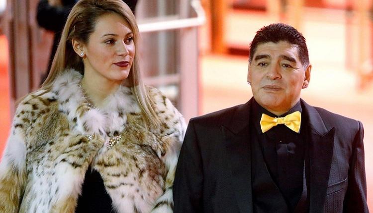 Maradona'ya büyük şok! Evden kovuldu