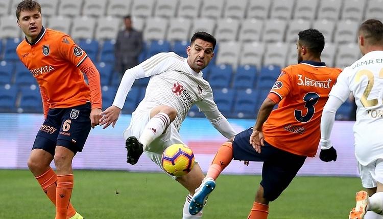 Medipol Başakşehir 0-1 Sivasspor maç özeti ve golleri