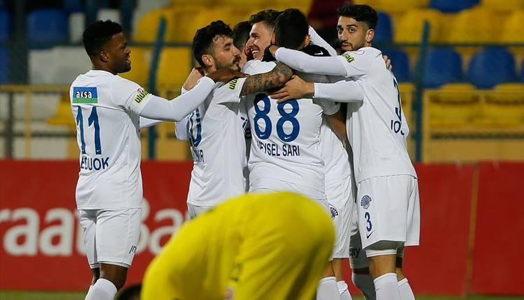 Menemen Belediyespor 1-2 Kasımpaşa maçı özeti ve golleri (İZLE)