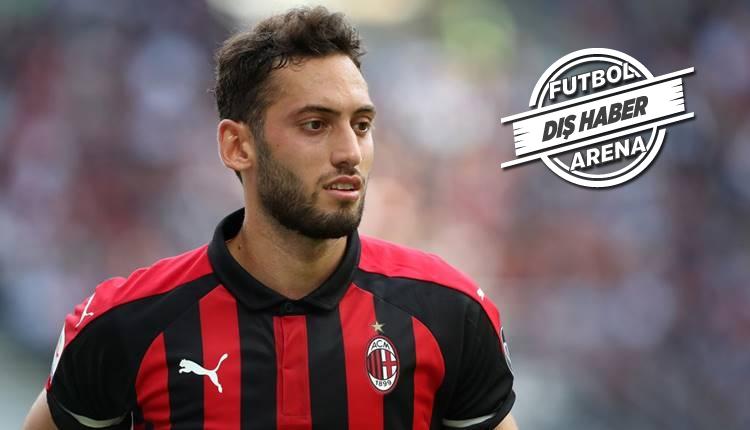 Milan Hakan Çalhanoğlu'nu satıp, Fabregas'ı almak istiyor