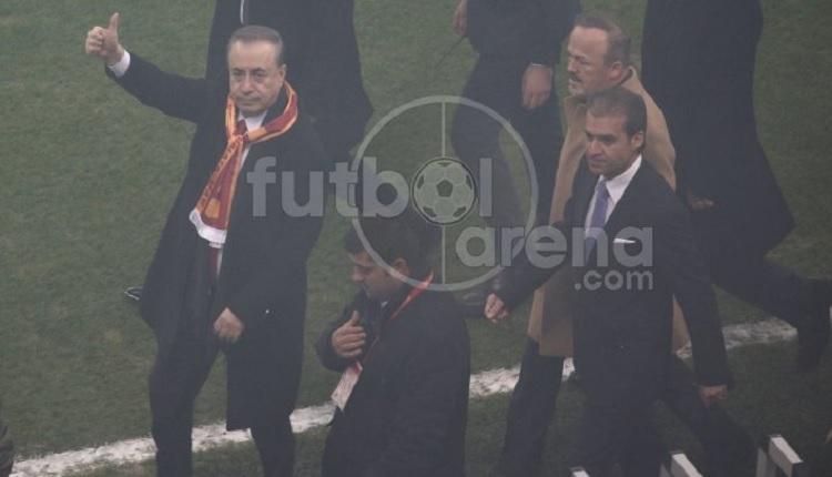 Mustafa Cengiz'den Galatasaray taraftarlarına mesaj